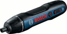 Bosch Professional GO Akku Schrauber, 25 tlg. Bit Box, L-BOXX Mini, Ladegerät