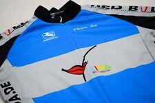 Giordana Trikot Rad Bike Jersey Maillot Camiseta Maglia Shirt Aida Schiff Ship S