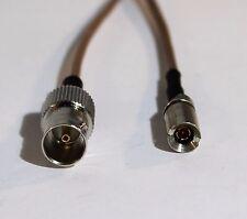 Kabel DIN 1.0/2.3 Mini im bnc weiblich hd SDi 75ohm für Blackmagic Mikro und