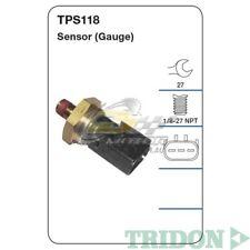 TRIDON OIL PRESSURE FOR Jeep GrandCherokee 06/05-01/11 5.7L(EZO, Hemi)   TPS118