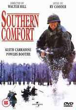 SOUTHERN COMFORT DVD R2 KEITH CARRADINE POWERS BOOTHE ***