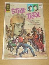 STAR TREK #23 VG (4.0) GOLD KEY COMICS MARCH 1974 COVER B