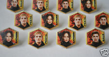 12 The Hunger Games Mockingjay 2 Cup Cake Rings Topper Party Bag Favor Supply