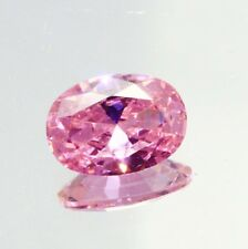 6.55Ct EGL Certified Natural Pink Sapphire Impressive Oval Shape Gemstone BY2735
