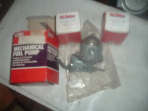 Used  Fuel Pump + 2 new nos ac rebuild kits 93151242 Triumph TR250 TR6 213577