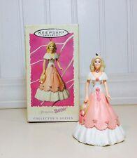 Hallmark Keepsake Ornament - Springtime Barbie Collector Series Easter - 1996
