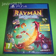 RAYMAN LEGENDS NUEVO Y PRECINTADO PAL ESPAÑA PLAYSTATION 4