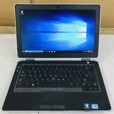 "Dell Latitude E6320 13.3"" Laptop i5-2520M @2.6Ghz 8GB RAM 500GB HDD Windows 10"