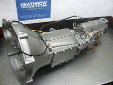 MGB GEARBOX and OVERDRIVE 4 SYNCHRO FULLY RECONDITIONED EXCHANGE ready to fit.