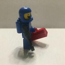 Authentic Lego Movie 2 Apocalypse Benny Lego Minifigure