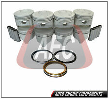 Piston & Ring Fits Ford Lincoln Grand Mustang F250 Bronco  5.0 L OHV - SIZE 020