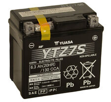 Genuine Yuasa YTZ7S 12V High Performance AGM Motorbike Motorcycle Battery