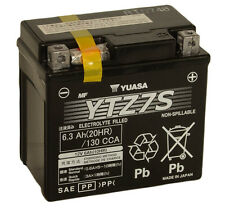 Genuine Yuasa YTZ7S 12V De Alto Rendimiento AGM Motocicleta Batería