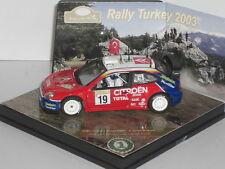 VITESSE CITROEN XSARA WRC #19 TURKEY RALLY 2003