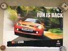 NAC MG TF LE 500 Poster & Timeline Poster