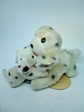Musical Dogs Mother Baby Puppy Dog Plush Stuffed Animals