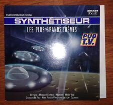 LP SYNTHETISEUR - Les plus Grands Thèmes VOLUME 1 - 33 tours  ED STARINK