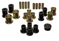 Energy Suspension Control Arm Bushing Set Black Front for 90-04 Astro # 3.3173G