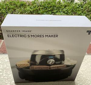 Electric S'mores Smores Maker Sharper Image