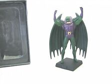 Eaglemoss Marvel Classic Collection Figurine Annihilus Lead Hand Painted 3.54""