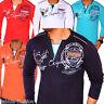 Herren Sweatshirt Hoodie Longsleeve Langarm Shirt DESIGN T-Shirt M L XL XXL NEU