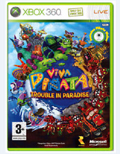 Xbox 360 - Viva Piñata Trouble in Paradise **New & Sealed** Official PAL Stock