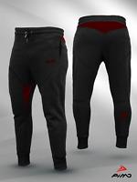 PIMD Trim Noir Gym Slim Pantalon Survêtement Pantalon Skinny Joggers Sweat