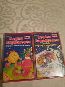 Regina Regenbogen Kassetten MC Folge Die Weihnachtskassetten aussuchen Raritäten