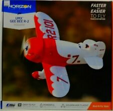 E-Flite Umx Gee Bee R-2 Bnf Basic with As3X and Safe Select Eflu6150