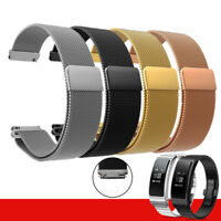 For Huawei Talkband B5 Watch Stainless Steel Magnetic Wrist Watch Strap Band US