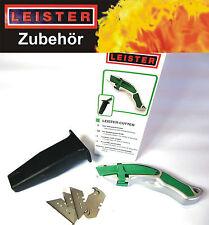 LEISTER Cuttermesser mit Köcher und 5 Klingen 137855