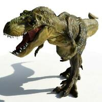 "12"" Large Tyrannosaurus Rex Dinosaur Toy Model Christmas Gift For Boy Kids CL"