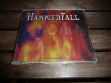 Hammerfall - glory to the brave  Single CD