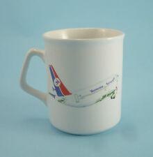 Yemenia Airline memorabilia agent original promo MUG tazza tasse coffee china ax