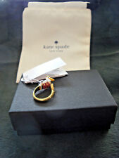 KATE SPADE Taking Flight Pelican Ring Size 6 NWT!!!$78