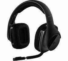NEW Logitech G533 Wireless DTS 7.1 Surround Gaming Headset - (981-000632)