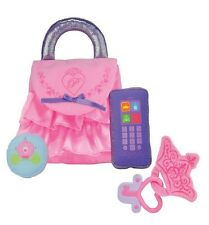 Kids Preferred Disney Baby LITTLE PRINCESS PURSE PLAYSET (Phone Rings) ~NEW~