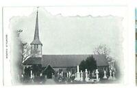 Postcard Shenfield Church Brentwood Mountnessing 1910 era