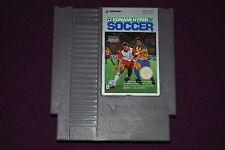 KONAMI HYPER SOCCER - Konami - Jeu Football NES FAH FRA