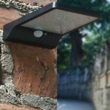 LED Lampe Solaire Exterieur Applique Murale Capteur De Mouvement Jardin FR