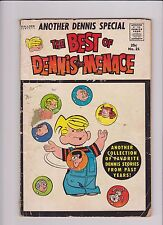 Fawcett Publications! The Best of Dennis The Menace! Issue 21!