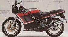 YAMAHA RD350 YPVS F2 DECAL KIT