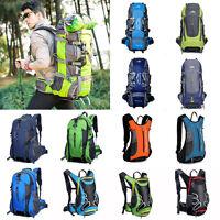 Waterproof Outdoor Sport Camping Rucksack Travel Hiking Bag Backpack 10-80L Pack