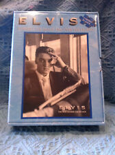 NOS 1979 ELVIS 2-SIDED DARLING PUZZLES LEGEND SERIES (BLUE BOX)