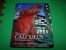 Thomas' Calculus. Early Transcendentals. Custom 13th edition. Weir, Hass