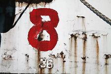 Tableau PHOTO sur toile bateau 8 huit breton mer Bretagne déco marine Neuf