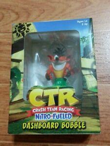 CTR Crash Team Racing Nitro-Fueled Dashboard Bobble (Bobblehead, Hula Dancer)