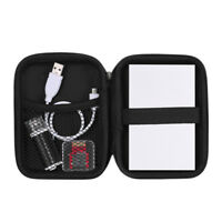 """Portable 2.5"""" External HDD Hard Drive Protective Carrying Case Cover Pouch E5O6"""
