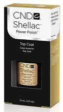 CND Shellac UV Top Coat - .5 fl oz (15 mL) - C40403
