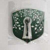 DISNEY STORE EXCLUSIVE OPENING CEREMONY GREEN KEY PIN 2020